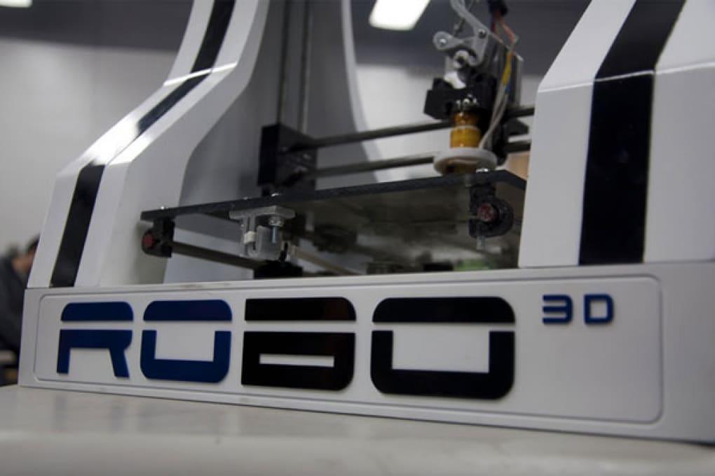 Robo e la stampa 3D diventa alla portata di tutti