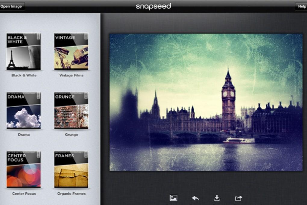 Google acquista Snapseed e sfida Facebook
