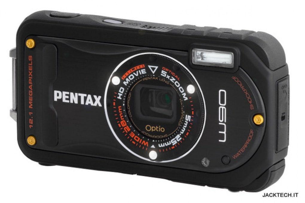 Pentax Optio W90 – 299 €