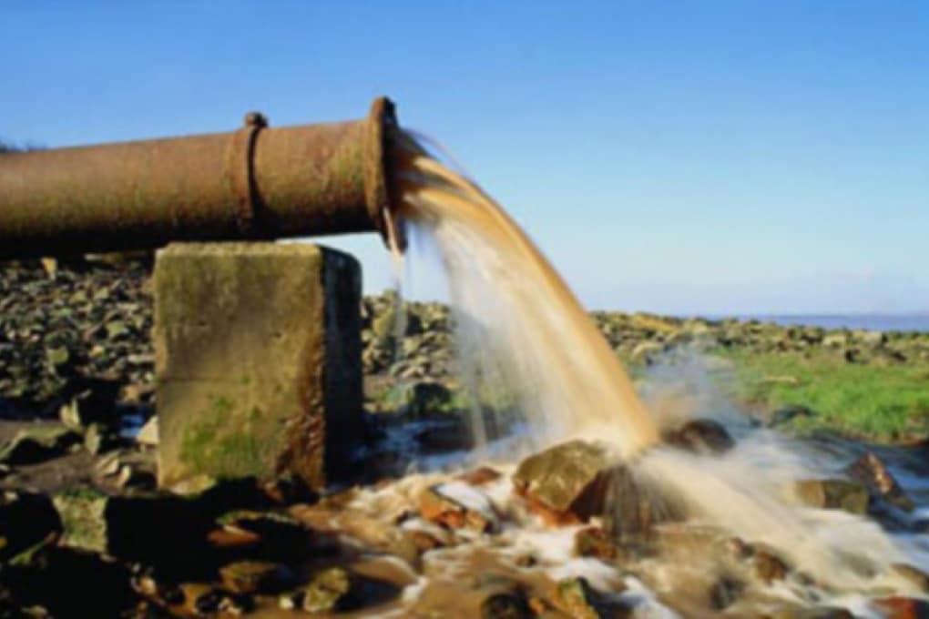 California: acque reflue alimentano una stazione di servizio