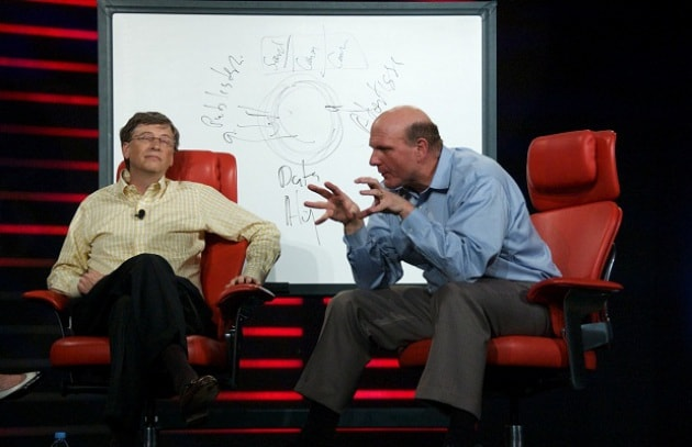 Ballmer e Gates, sfida all'ultimo voto nello stato di Washington!