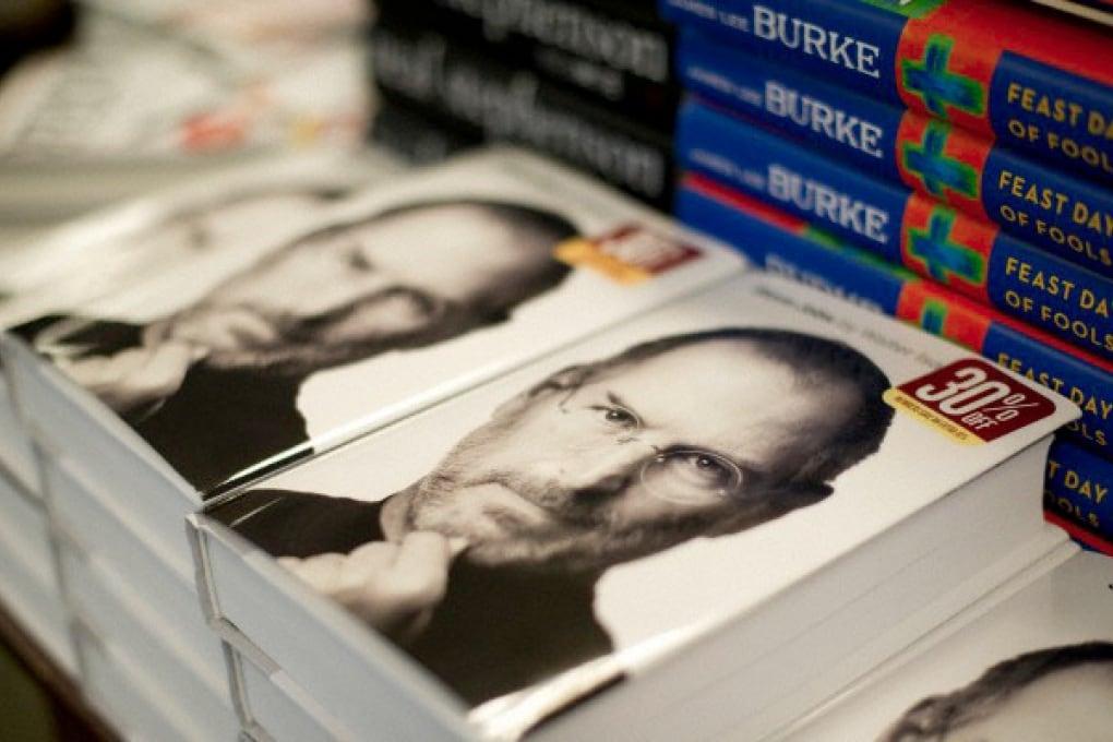 Bestseller dell'anno? La vita di Steve Jobs, ovvio!