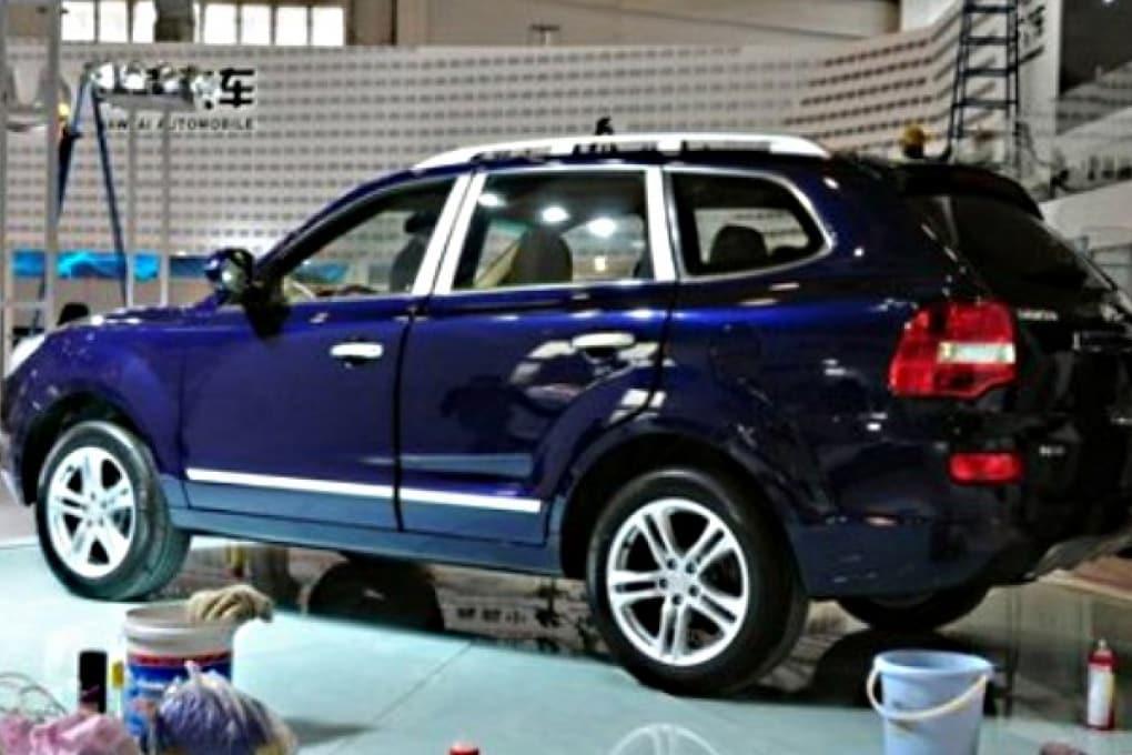Auto: Dalla Cayenne alla Rolls, in Cina il salone dei cloni