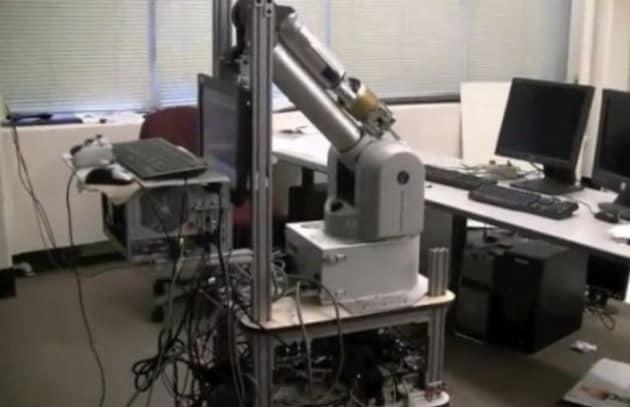 Robot che pensano come gli esseri umani