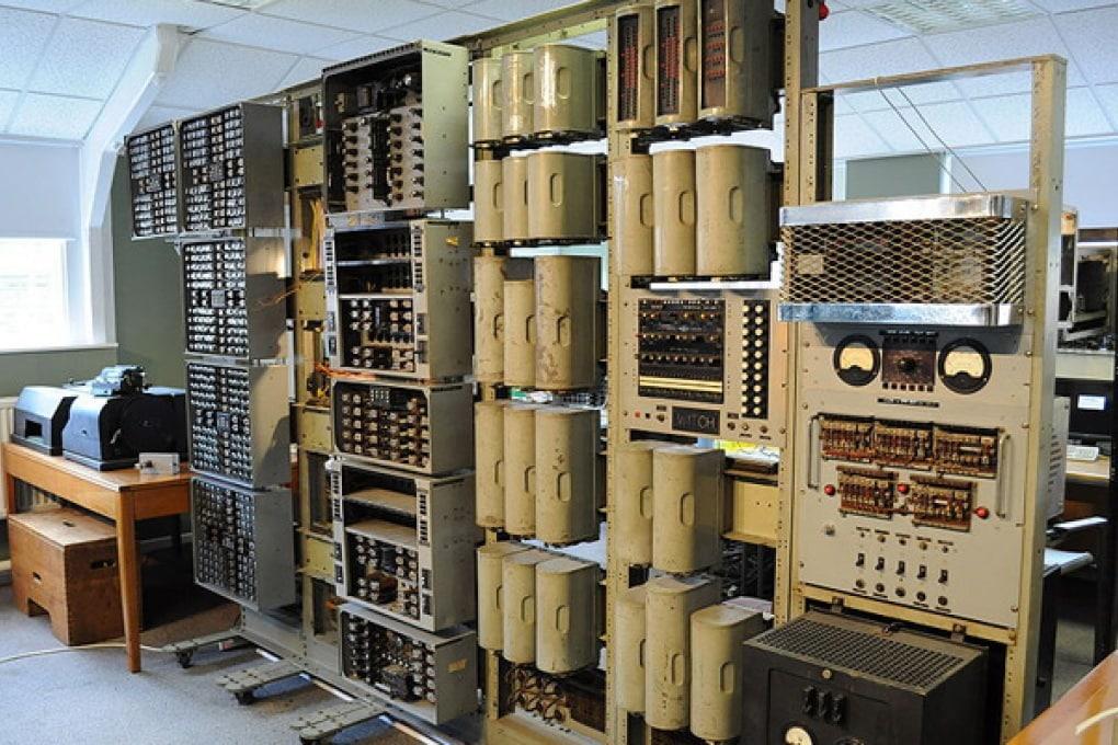 Il più vecchio computer del mondo torna in vita