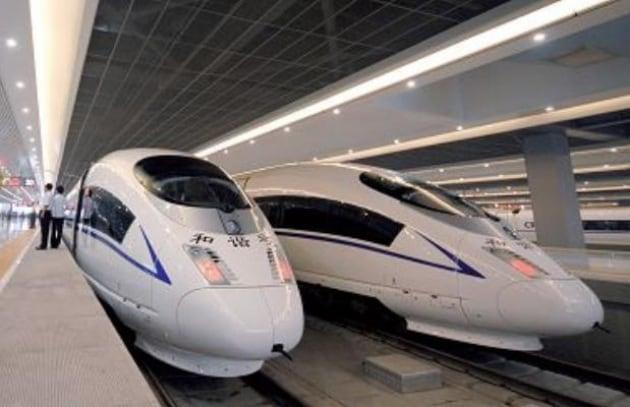 In Cina un altro treno ad alta velocità