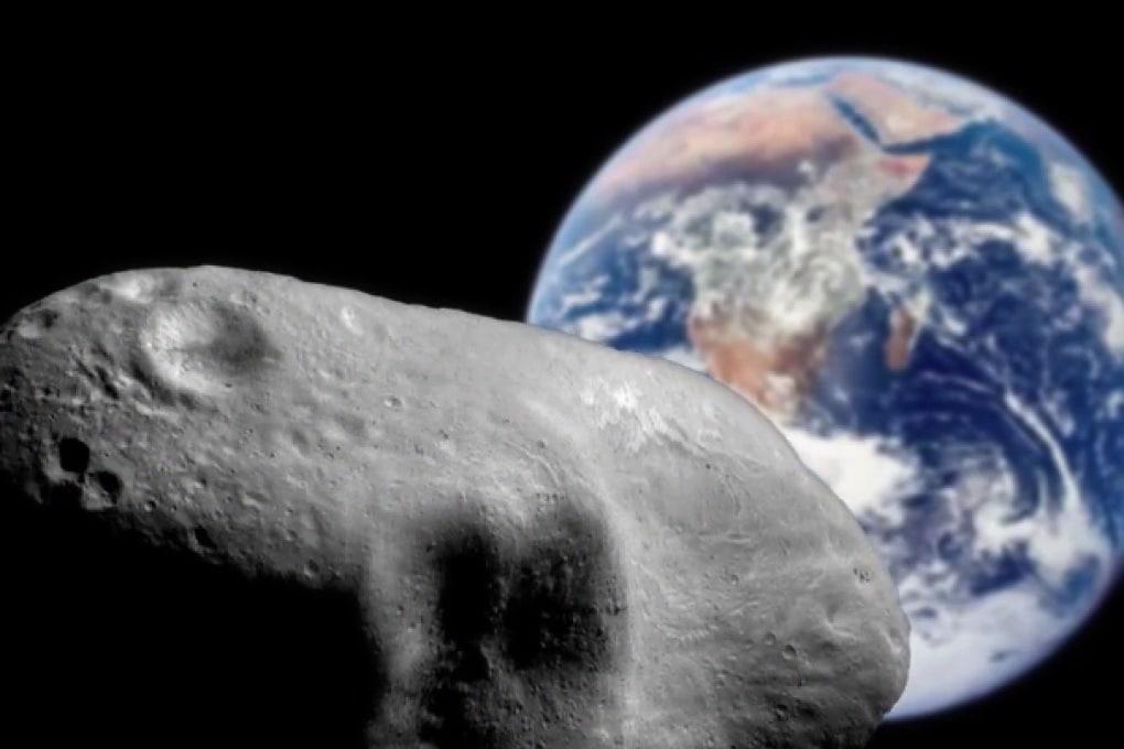 2012 DA14, conto alla rovescia per l'incontro ravvicinato  con l'asteroide di San Valentino