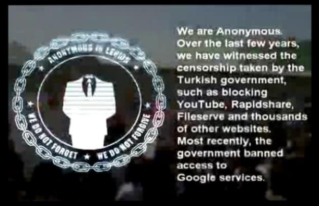 La Turchia si preoccupa per gli hacker in vista delle elezioni