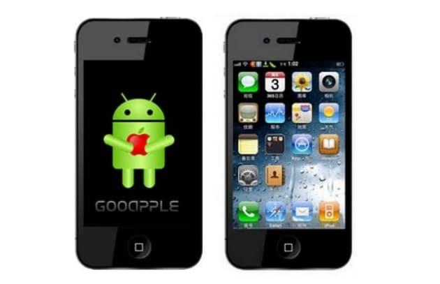 Clone cinese di iPhone riassume il meglio di due mondi