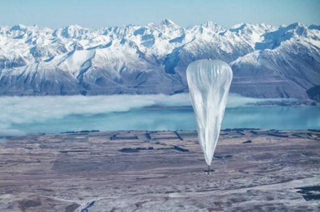 Project Loon: il wi-fi volante di Google