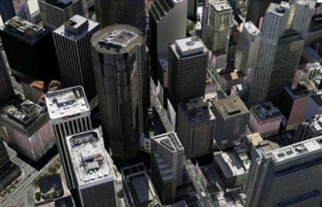 Le Google Maps diventano tridimensionali