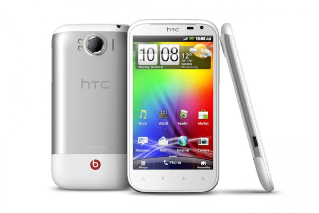 HTC Sensation XL - 599 €