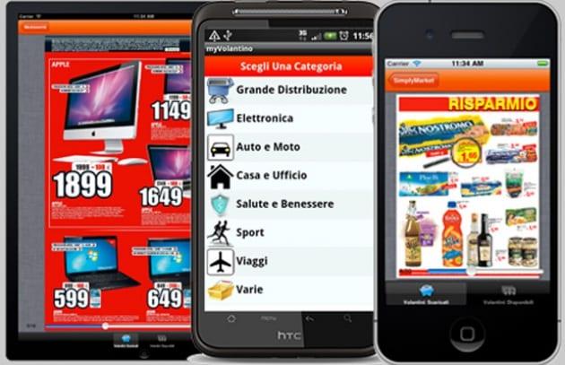 myVolantino porta su iPhone le migliori offerte!