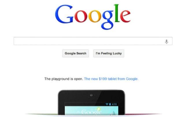 Google Nexus 7 sfodera il suo asso nella manica