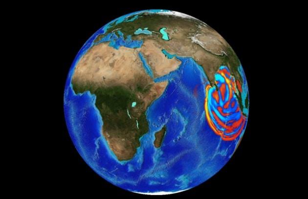 Arriva il Gps anti-tsunami
