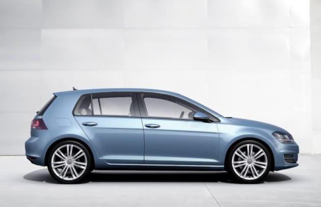 Ecco come sarà la nuova Volkswagen Golf 7