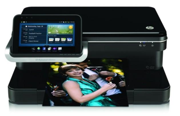 Hp mette il tablet nella stampante