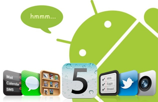 Android supera iOS per apps scaricate