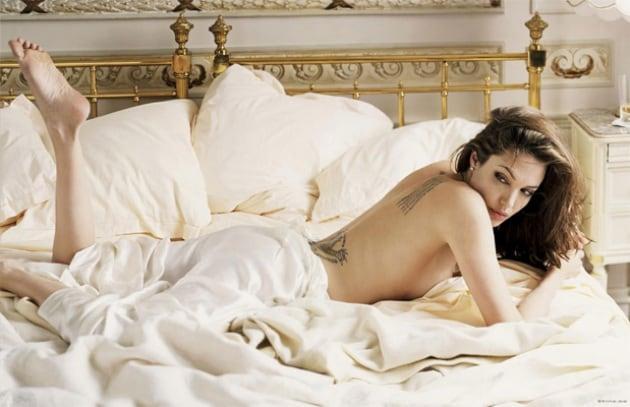 Angelina Jolie e la sua scandalosa biografia