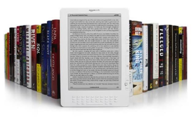 Kindle aggiorna il suo software
