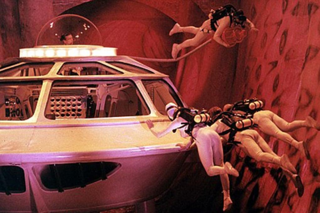 Un sottomarino per esplorare il corpo umano