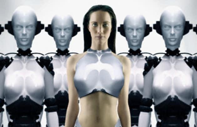 Video: la popstar canta, balla... ed è un robot