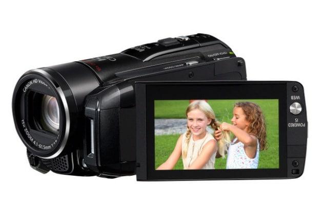 Canon Legria HF M36 – 754 €