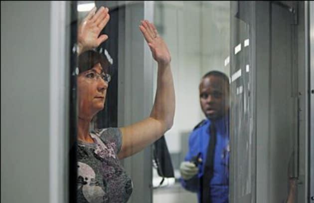 Pericoli per la salute nell'uso dei body scanner