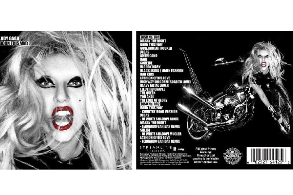 Lady Gaga: settimana da record, grazie agli mp3