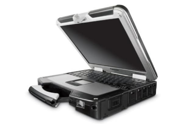 Panasonic Toughbook 31 resiste a tutto