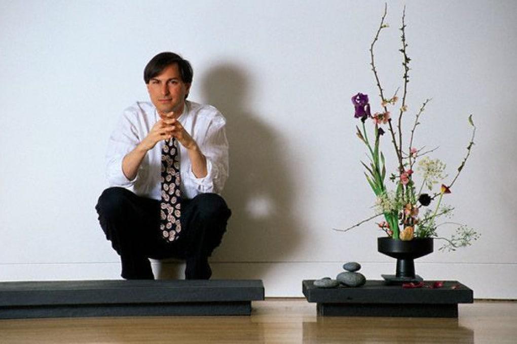 Gli appunti buddisti di Steve Jobs all'asta