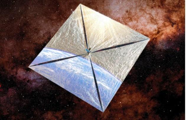 Spazio 2.0: la vela solare funziona!
