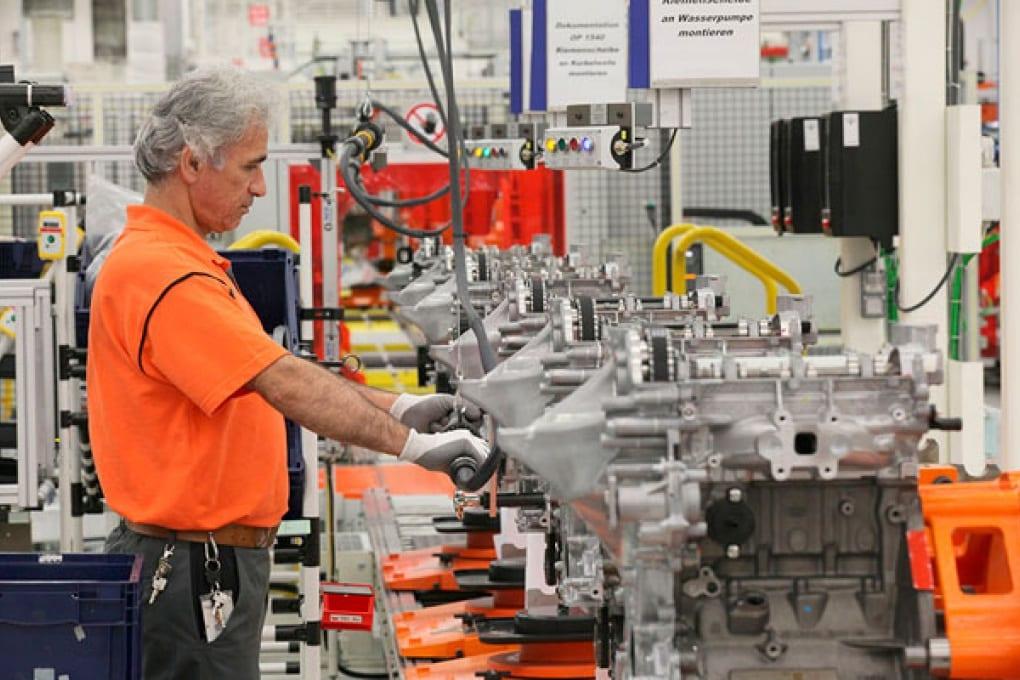 Motore Ford: grande sprint a basso consumo