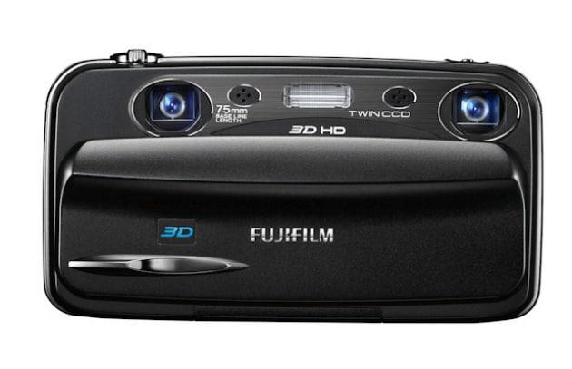 Fujifilm FinePix 3D W3 - 301 €