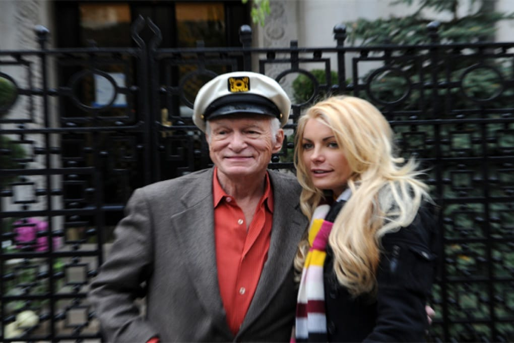 Hugh Hefner si sposerà con Crystal