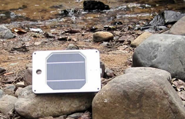 Caricatore solare indistruttibile!