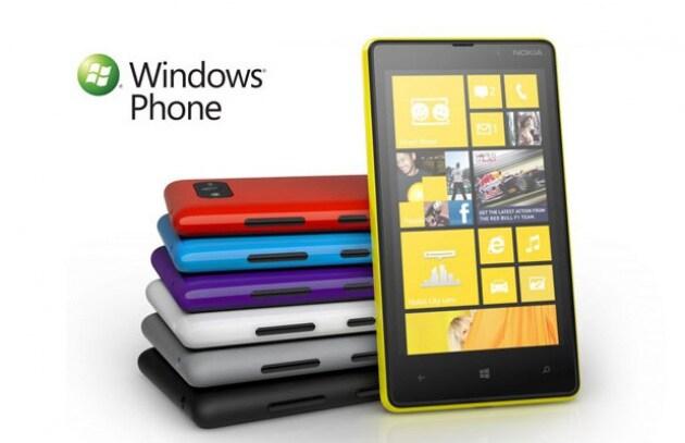 Windows Phone 8 mostra i suoi muscoli luminosi
