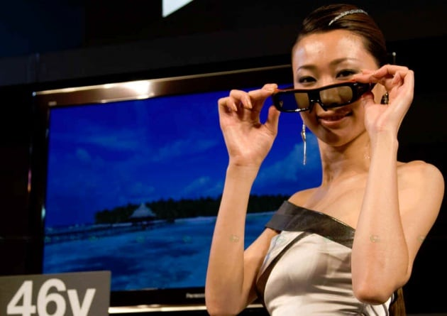 Prima tv 3D all-in-one del mondo