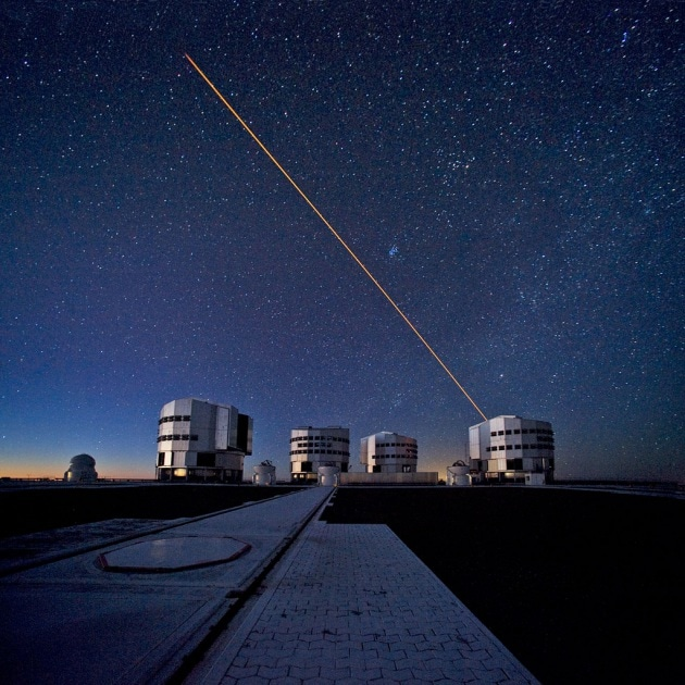 Buon compleanno, Very Large Telescope