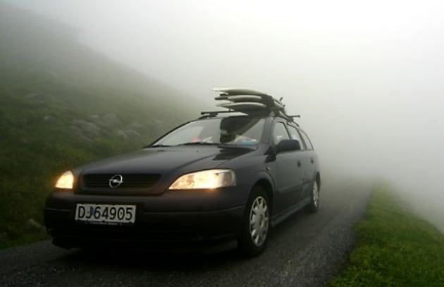 Il sensore anti-nebbia per le auto è italo-tedesco
