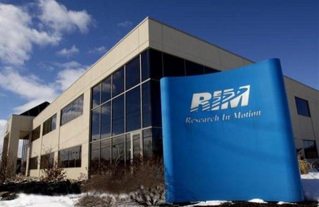 La crisi raggiunge il Canada: RIM perde 2000 posti