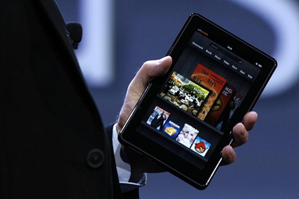 Kindle Fire minaccia il predominio dell'iPad