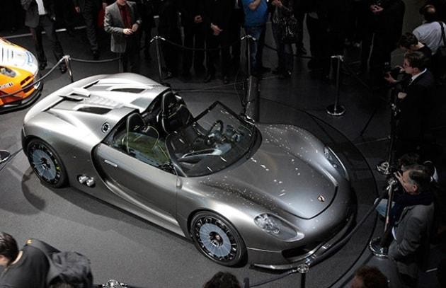 La Porsche ibrida si farà