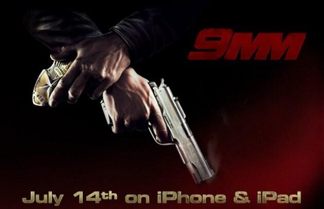 9mm il nuovo poliziesco di Gameloft su App Store!
