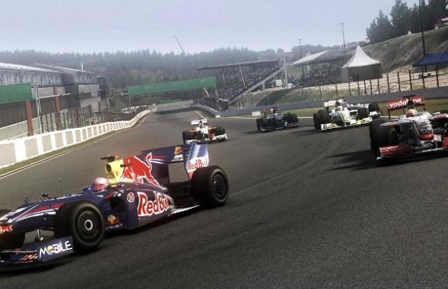 Provati Sony Move e Formula 1 2010