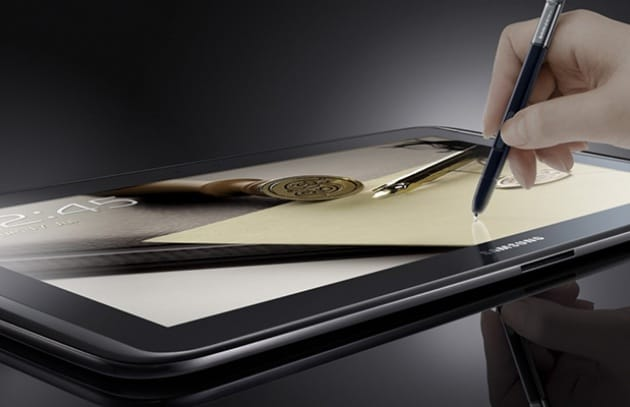Samsung presenta il Galaxy Note 10.1