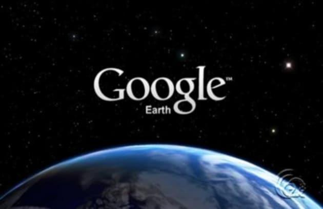 Arriva Google Earth 5.2