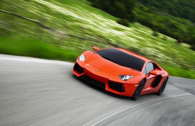 Aventador: l'ultima supercar di Lamborghini