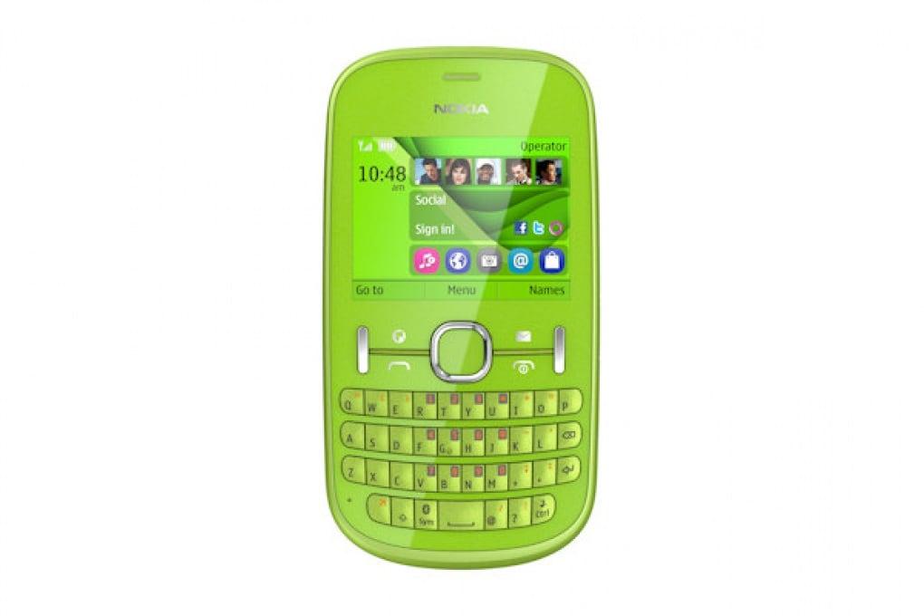 Nokia Asha 201 - 73 €