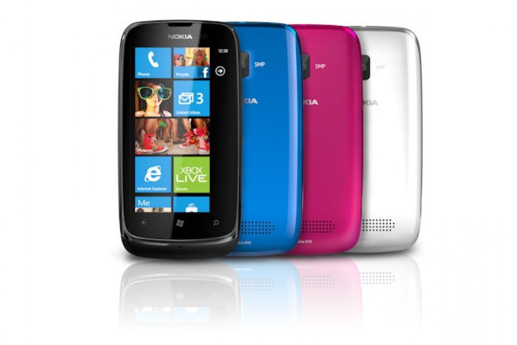 Nokia Lumia 610 ti invita a provare WinPhone